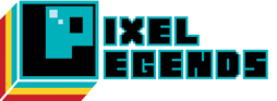 Pixel Legends logo