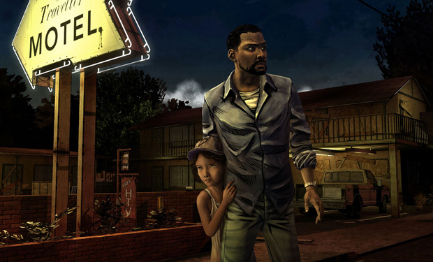 Lee Everett and Clementine