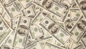 100 Dollar Bills HD Wallpaper