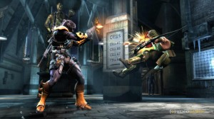 Shame how Deathstroke just turned into the character for noobs.