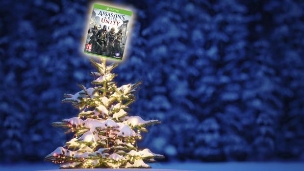 christmas game tree