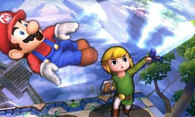 Super-Smash-Bros-3DS-Toon-Link-4
