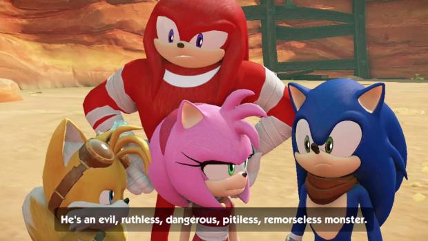 Sonic Boom Ep 2